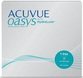 Acuvue Oasys 1-Day contact lens