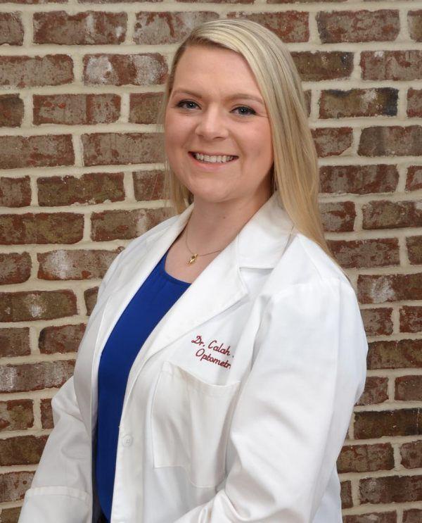 Charlotte optometrist Calah Metz, OD