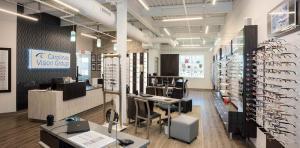 Rea Farms optometry office