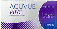 Acuvue Vita monthly contact lens