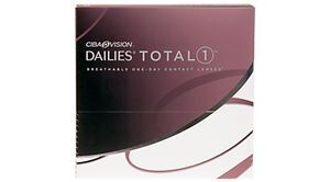 Alcon Dailies Total 1 contact lens