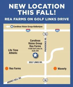 Rea Farms - Waverly new optometry office