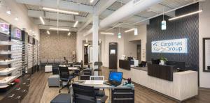 modern Rea Farms optometry office