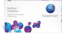 Biofinity Multifocal contact lenses at Carolinas Vision Group