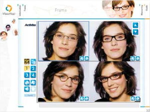 Visioffice with Eyecode technology by Essilor